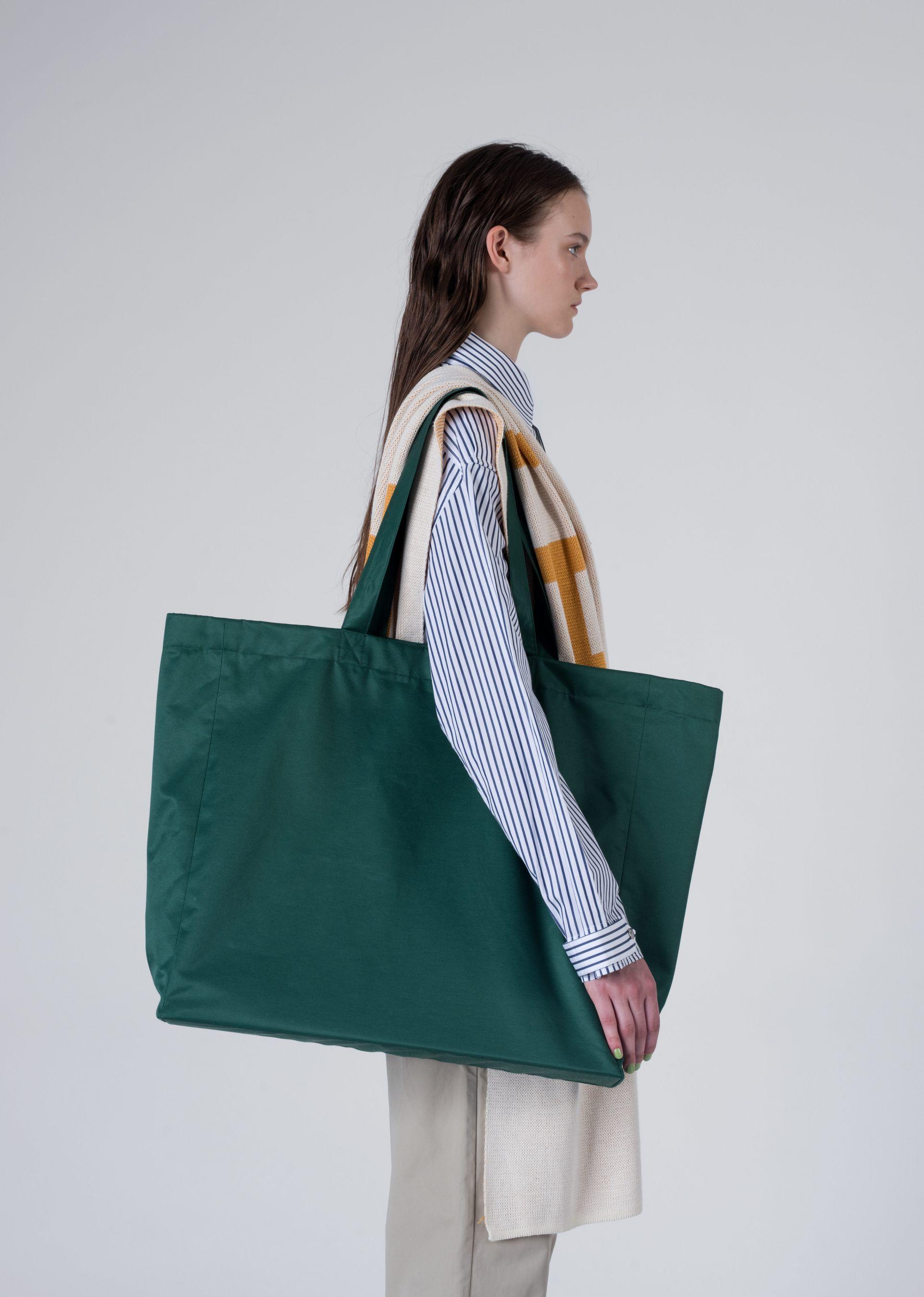 HEY BAG GREEN