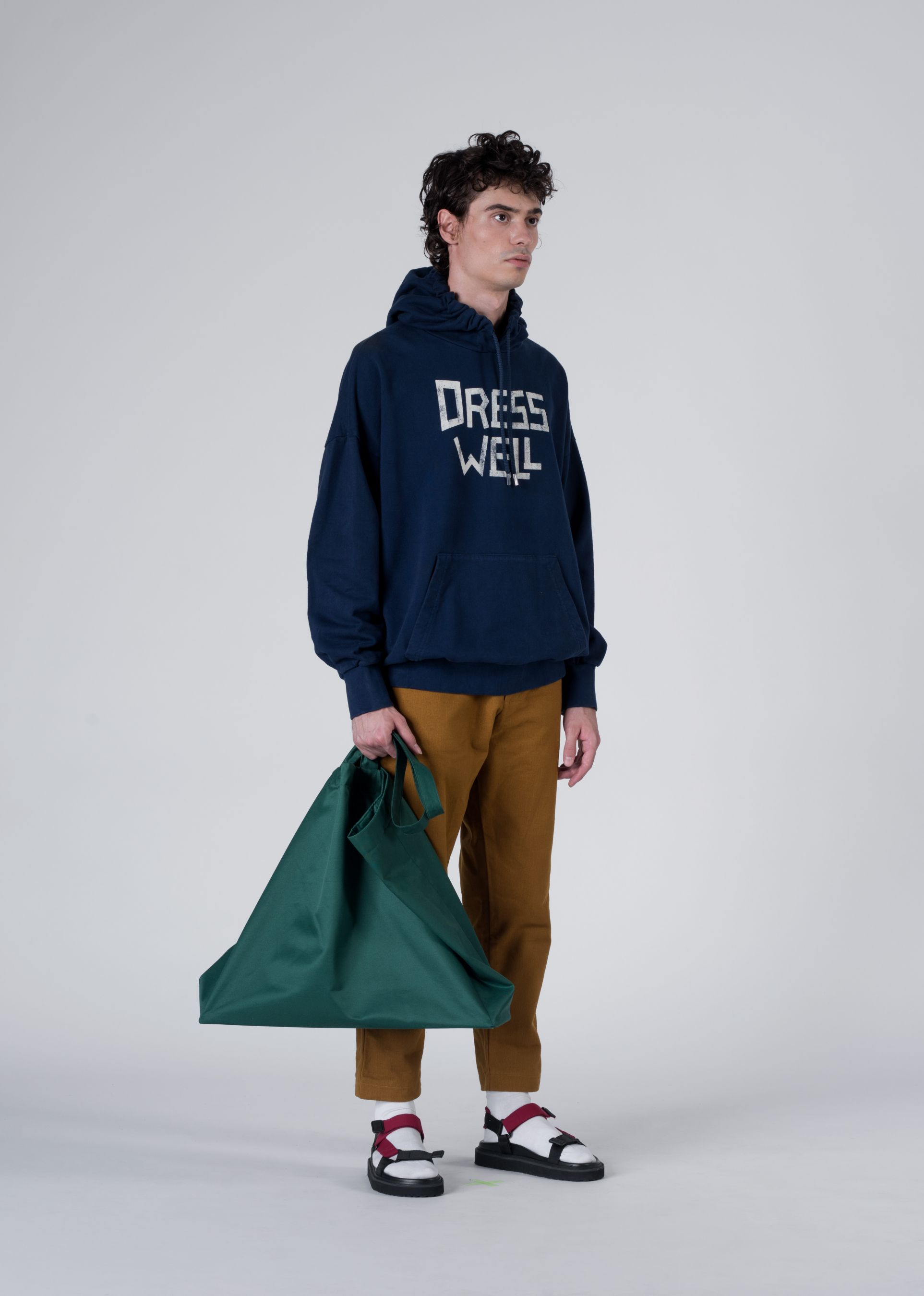 DRESS WELL HOODIE