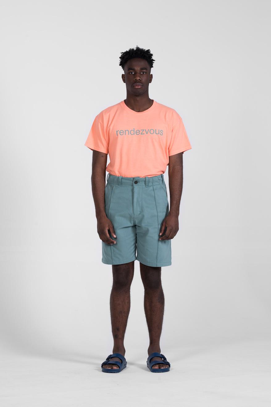 Line 2 Shorts