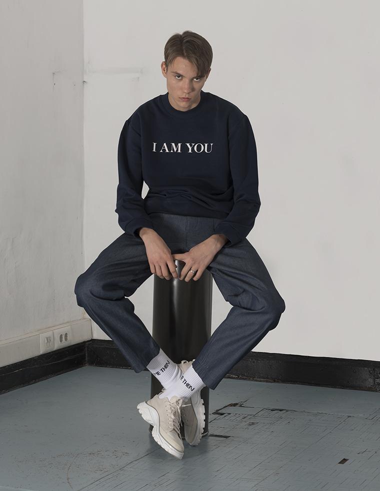 I AM YOU Blue