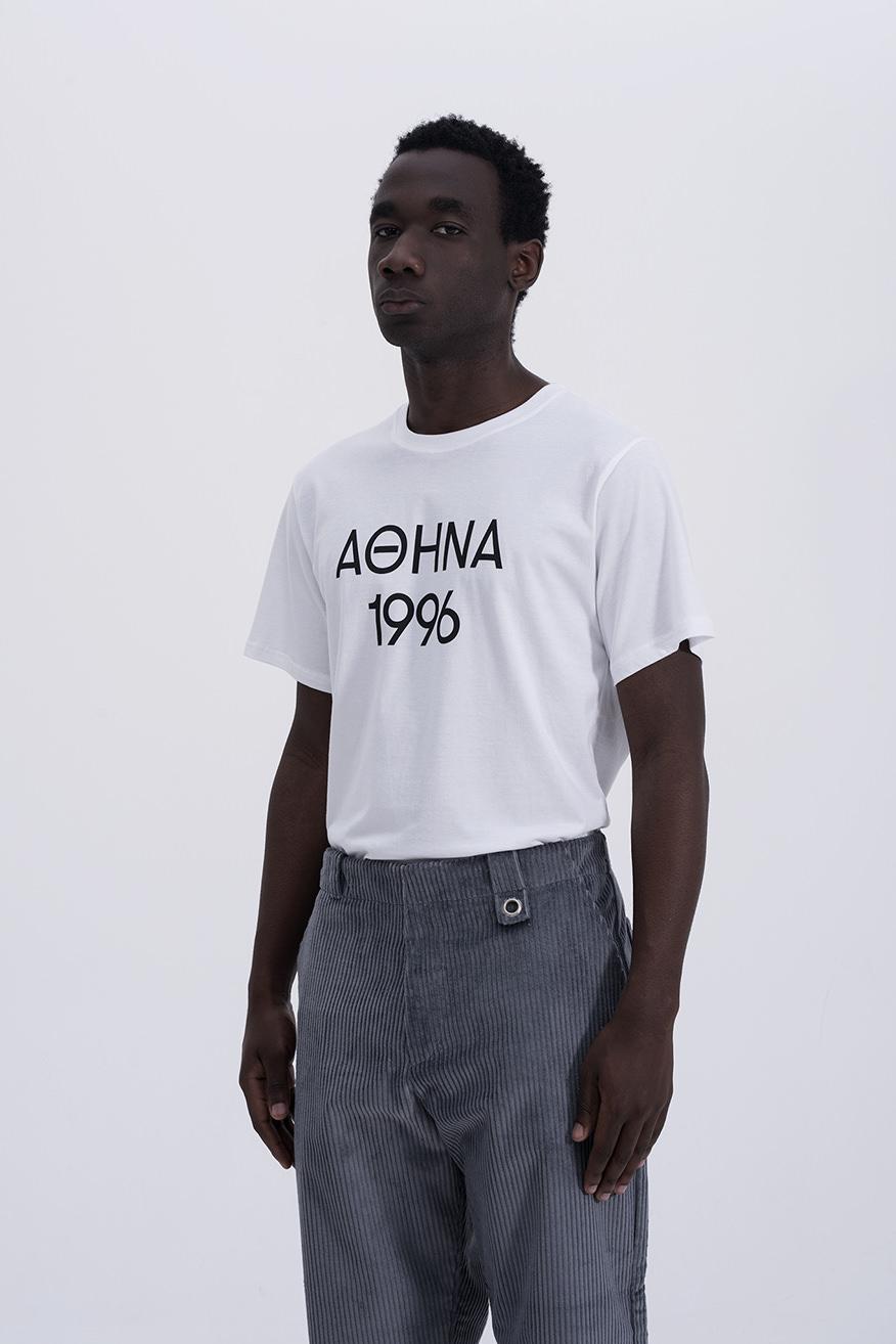 ΑΘΗΝΑ 1996 White T-Shirt