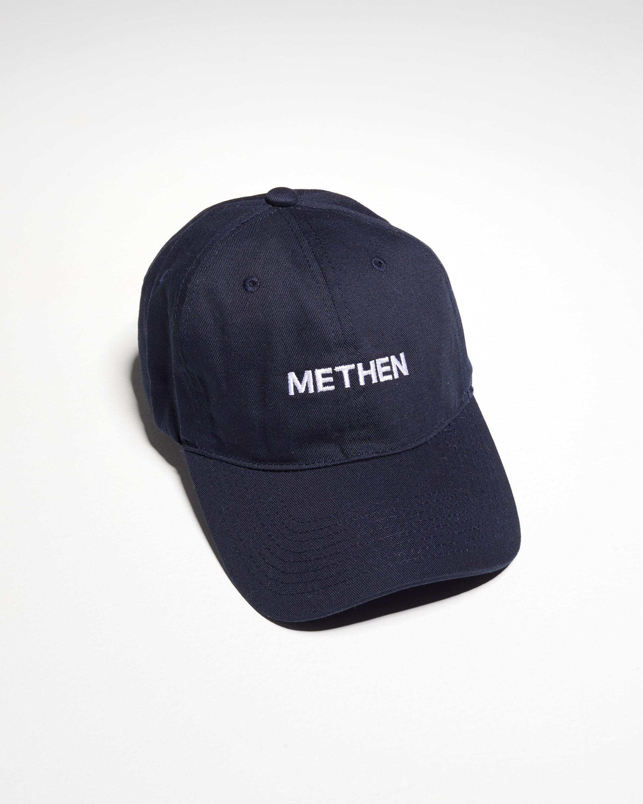 LOGO BLUE CAP