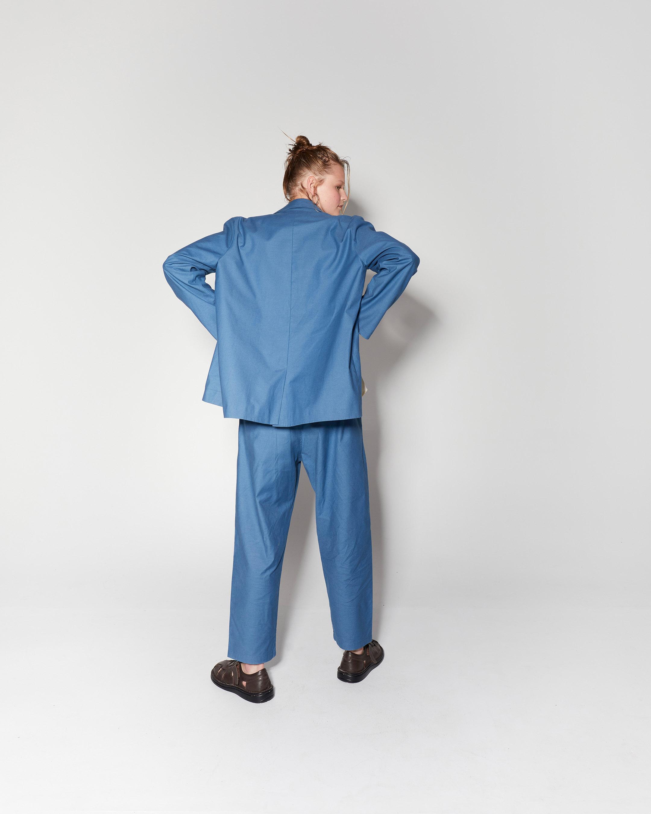 trousers 3  suit pant blue 210415 ecom 1722
