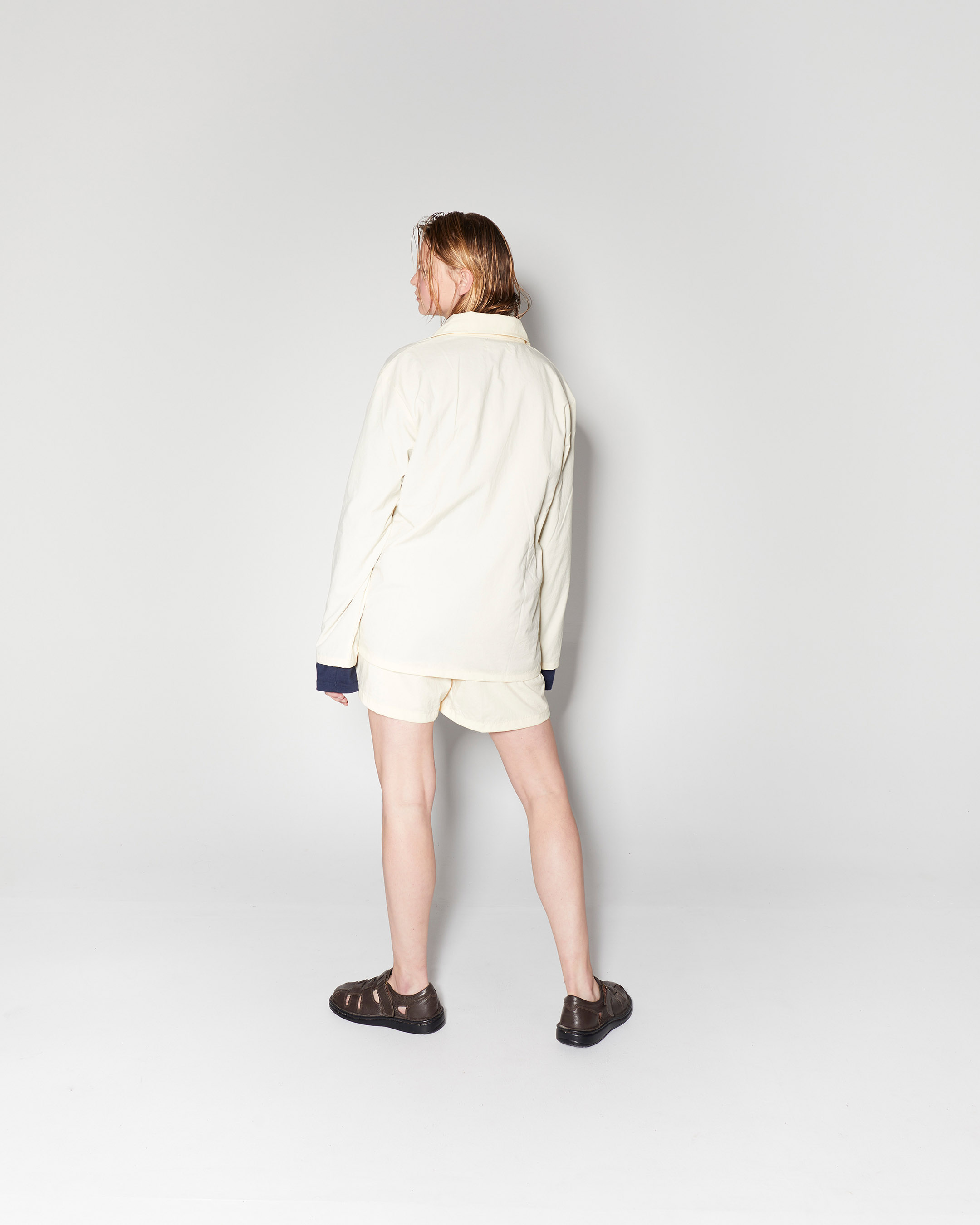 shirts 3  nylon tracksuit beige 210415 ecom 1325