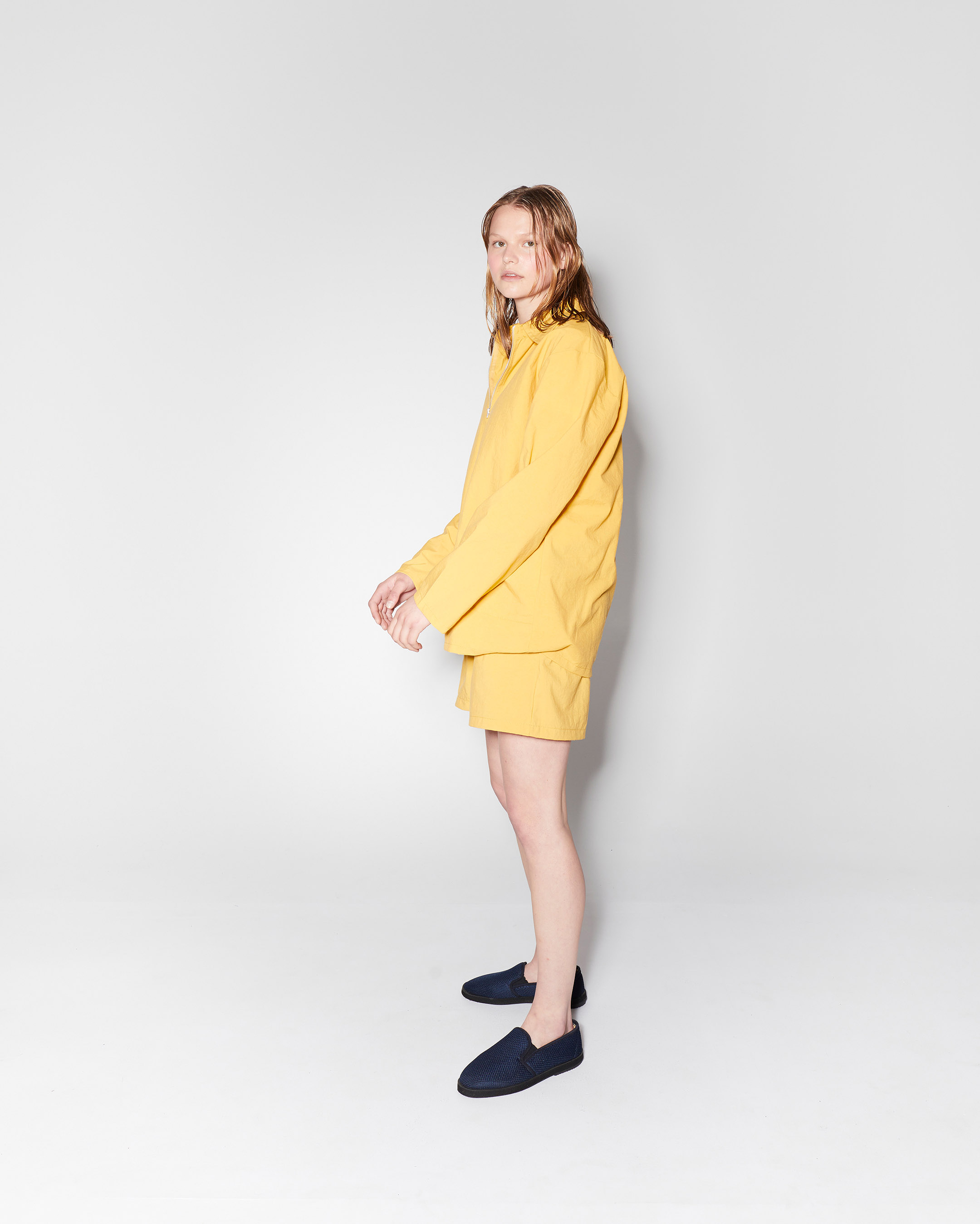 shirts 3  nylon tracksuit yellow 210415 ecom 1185